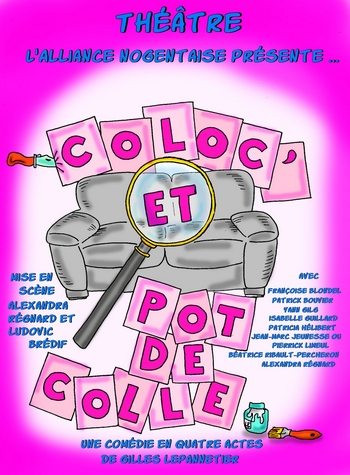 2018 Coloc et pot de colleb